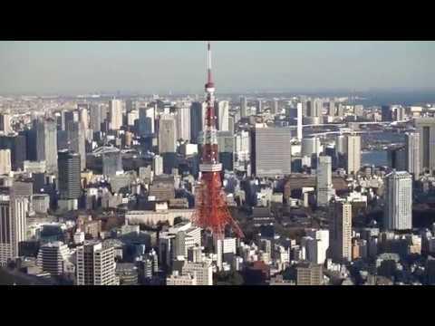 Roppongi Hills Mori Tower View
