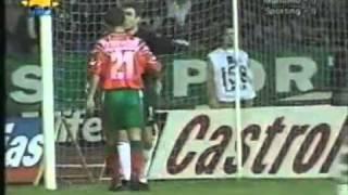 Maritimo - 0 Sporting - 2, 1999 2000