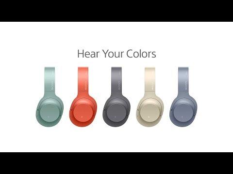 ヘッドホン h ear on 2 wireless nc wh h900n ソニー公式 youtube