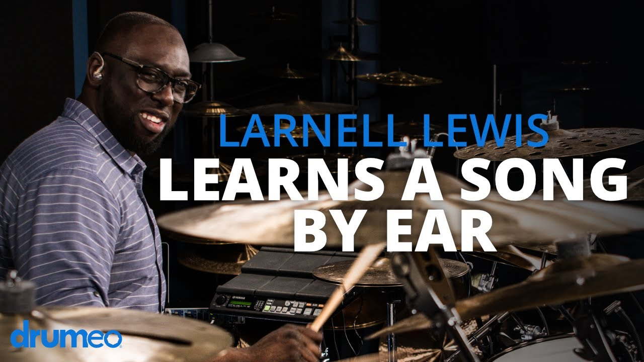 Larnell Lewis Hears A Song Once And Plays It Perfectly