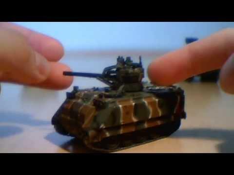 War Master Diecast 172 M 163 A1 Vulcanspaag Youtube