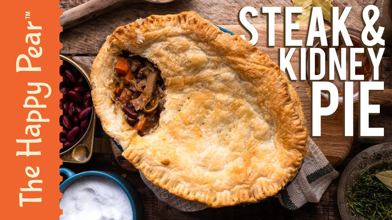 VEGAN STEAK & KIDNEY PIE with Waitrose & Partners #AD ...