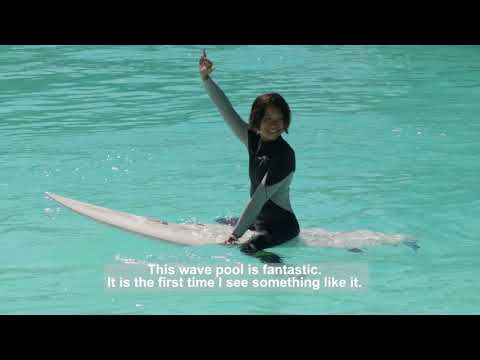 Chinese Team Surf the Wavegarden Cove