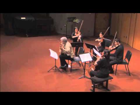 Fareed Haque and The Kaia String Quartet Pay 5 Tango Sensations Piazzolla II 4182014