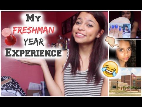 My Freshman Year Experience!