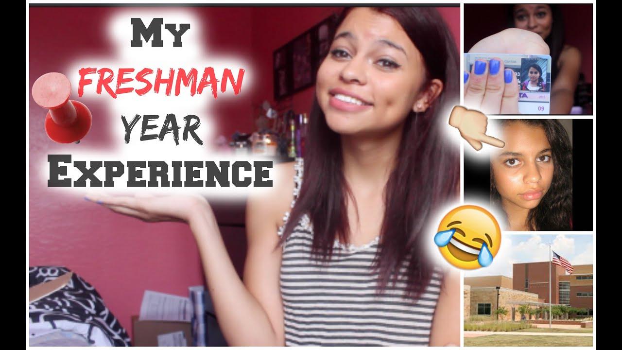 my freshman year experience my freshman year experience