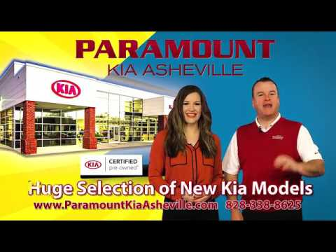 Paramount Kia Asheville Has Used Cars