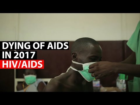 HIV/AIDS | Dying of AIDS in 2017