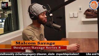 Malcom Savage talks family and his brand Savage Series 8