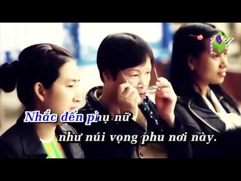 Con người ninh hòa karaoke [Bắp CÒi]