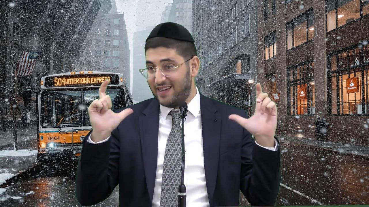 למה העולם הזה דומה?   הרב ישראל לוי מחזק מאוד