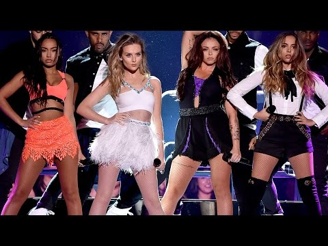 "Little Mix SLAY ""Black Magic"" Performance At 2015 Teen Choice Awards"