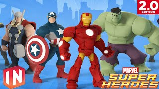 Disney Infinity 2.0 - Marvel Super Heroes The Avengers Iron man