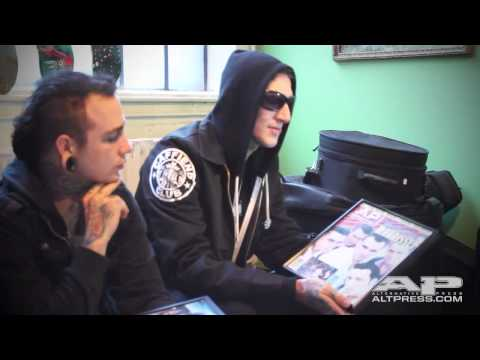 Off The Wall Episode #1: Motionless In White