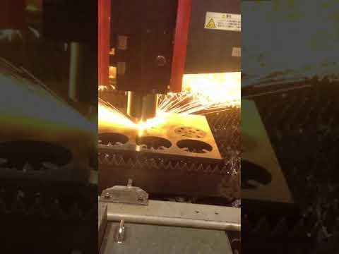 Video Laserová řezací centra