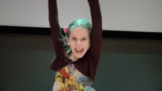 Download Ariana Grande - Break Free (dance cover by 10yo Serra) MP3 song and Music Video