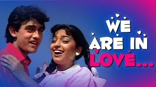 We Are In Love - Aamir Khan - Juhi Chawla - Love Love Love