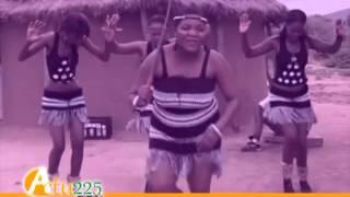 Maxy Sedumedi mélodieusement Botswanaise