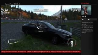 """Driveclub Live PS4 Broadcast Learning to drift with G29 #LET""""S STREAM 2"""