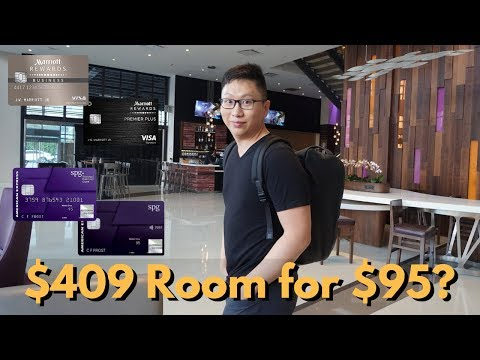 SPG/Marriott 35k Free Night: Residence Inn (L.A. LIVE)