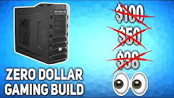 """How We Built the Cheapest """"Gaming"""" PC On A Budget"""