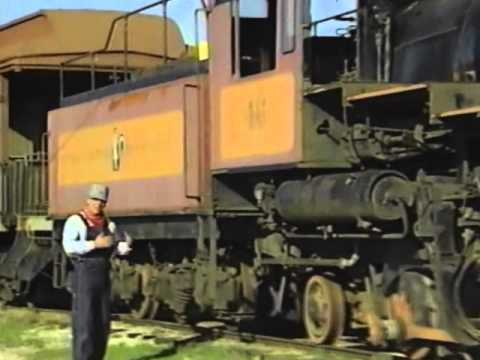 "[VHS] ""There Goes A Train"" 1994"