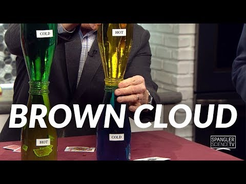 Denver's Brown Cloud - Science of Convection Currents