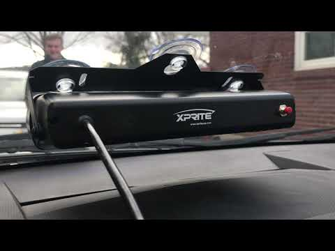 Xprite Blue Led Dash Light Pov 12/25/17