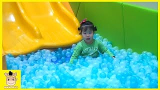 Fun Indoor Playground for Kids and Family at kids cafe | MariAndKids Toys