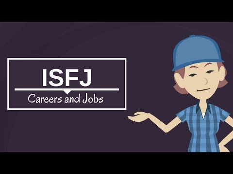 ISFJ Careers List, Best Jobs for ISFJ Personality Type