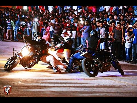 JOMUNA LIVE STUNT SHOW  [ OFFICIAL VIDEO ]...