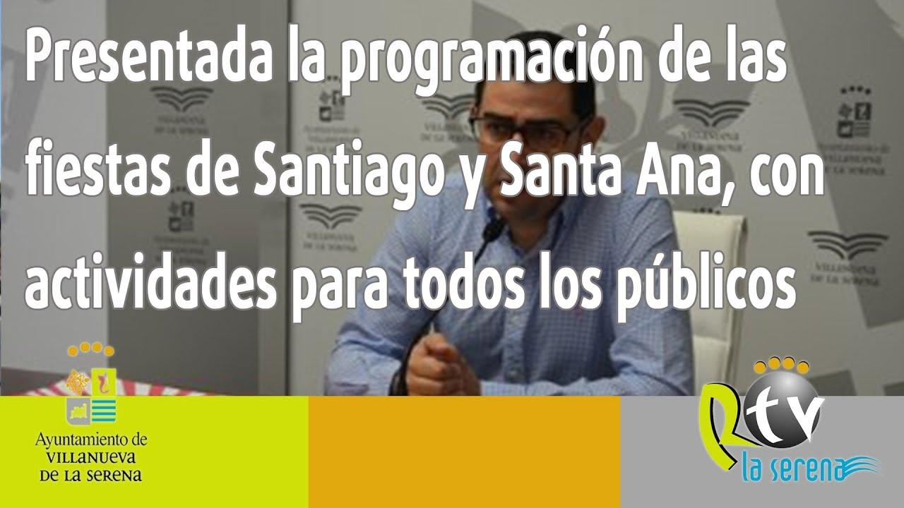 Resultado de imagen de santiago y santa ana 2018