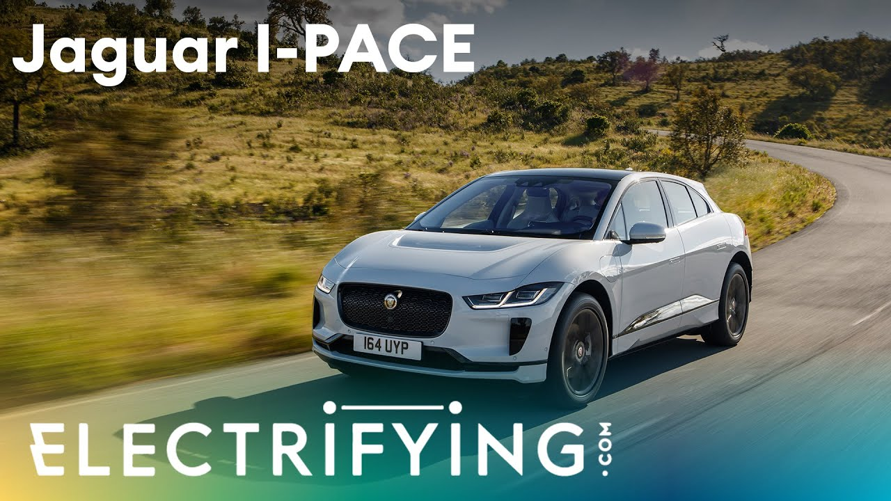 2020 Jaguar I-Pace. In-depth studio review with Tom 'Wookie' Ford and Ginny Buckley / Electrifying