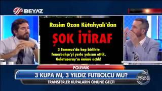 Rasim Ozan Kütahyalı'dan Şok İtiraflar