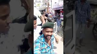 Spu college falna  president election rally nepal singh rathore sindroo