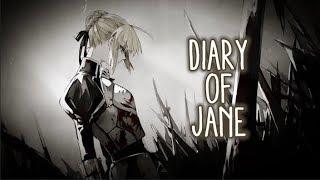 【Nightcore】→ Diary Of Jane (Acoustic) || Lyrics