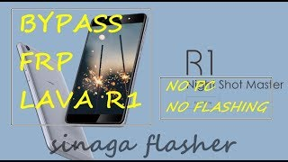 Lava r1 google bypass 100 tested