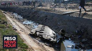 Ukrainian airlines to stop flying to Iran after plane crash near Tehran kills 176