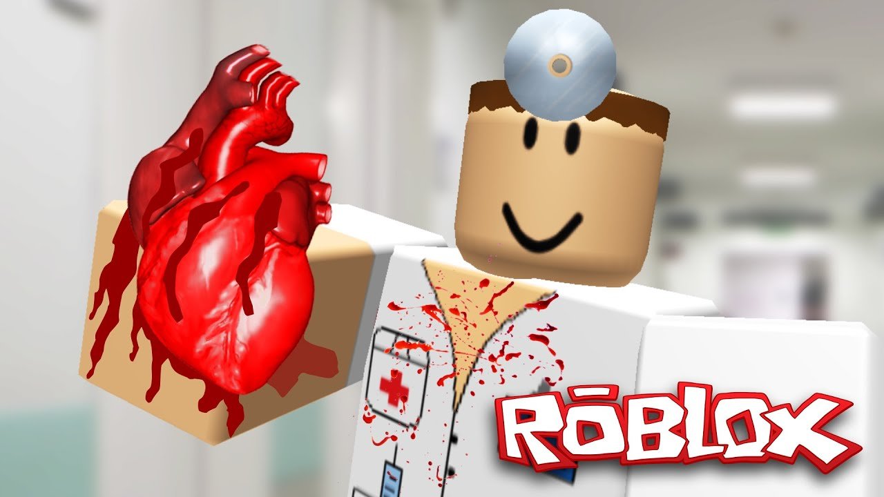Heart Surgery In Roblox Youtube