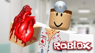 HEART SURGERY IN ROBLOX