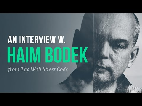 "Exposing the ""cheats"" on Wall St w/ Haim Bodek (The Wall Street Code & Dark Pools)"