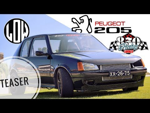 Peugeot 205 SWAP MOTOR PD + NOS   Velhinha XX   [ 1/4 de Milha TEASER ] thumbnail