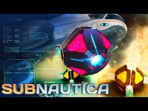 Subnautica Update - SET THRUSTERS TO FULL! - The Dooms Day Relic Finally Detonates! - Gameplay