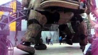 ELEPHANT ROYAL DE LUXE 2.AVI
