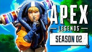 🔴 2 СЕЗОН УЖЕ НАЧАЛСЯ! — Apex Legends
