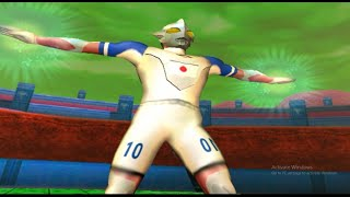 Daikaijuu Battle: Ultra Coliseum DX-ut-ra-Senski Daishuuketsu - o. z. o. r. ein. Ginga (Mebius)