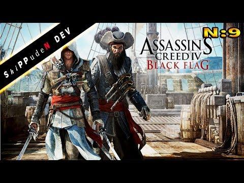 سلسلة-الالعـاب-9#-/-assassin's-creed-iv-black-flag