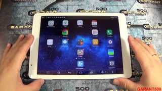 Teclast X98 Air 3G Полный обзор достойного планшета!