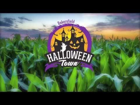 Bakersfield Halloween Town Inside Talladega Ranch  661-527-2FUN
