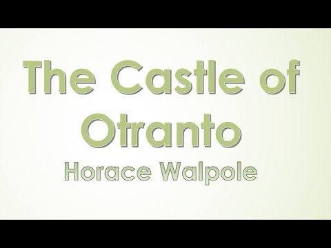 The Castle of Otranto by Horace Walpole (Book Reading, British English Female Voice)